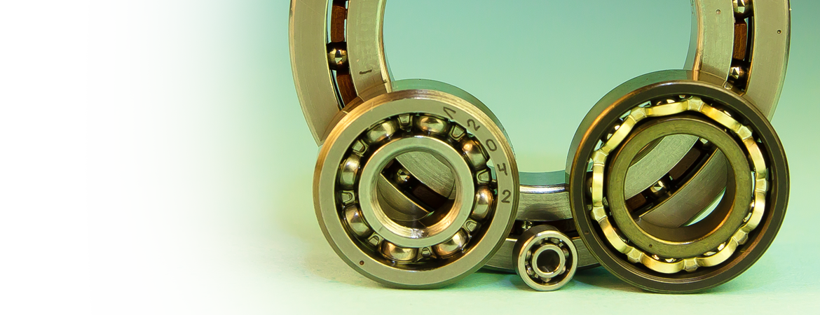 Manufacture of precision instrument bearings